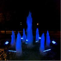 Geyser Jet Fountain