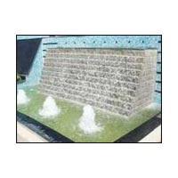 Water Cascade Fountain