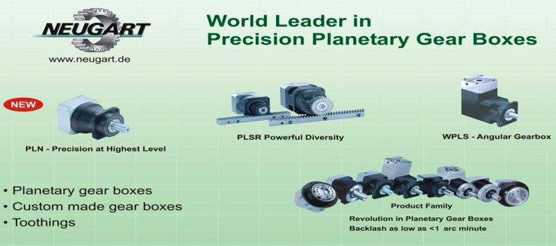 Neugart Planetary Gearboxes