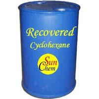 Recovered Cyclohexane