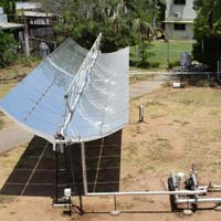 Parabolic Trough Solar Power Systems