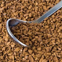Freeze Dried Instant Coffee Granules