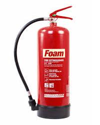 Gas Cartridge Type Fire Extinguisher