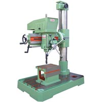 38mm auto feed radial drill machne [backe geared & v-belt type]