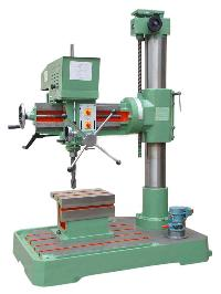 38mm Universal Radial Drill Machine With Fine Feed