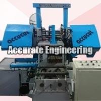 Automatic Band Saw Machine