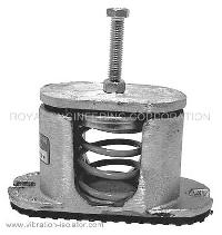 Helical Spring House Vibration Isolator