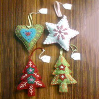 Christmas Hangings