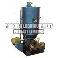 Automatic Grease Lubrication System