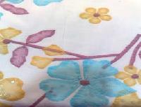 Applique Cotton Sarees
