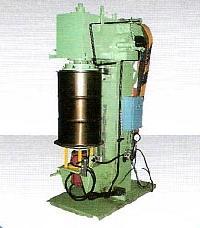 Semi Automatic Barrel Seaming Machine