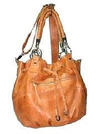 Ladies Leather Shoulder Handbag
