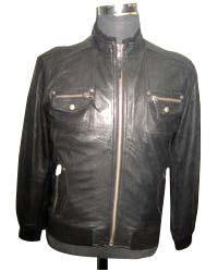 Mens Sheep Leather Jacket