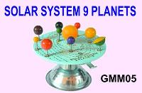 9 Planet Solar System
