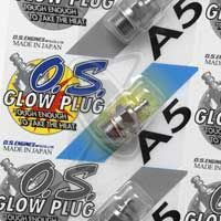 O.S. Glow Plug Type A5