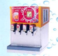 Four Valve Beverage Vending Machine