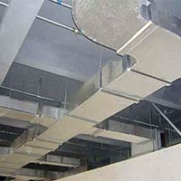 Fresh Air Ducting Systems