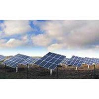 Solar Power Plant, Solar LED Light