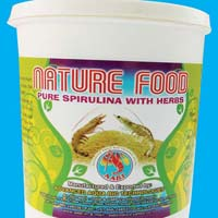 Pure Spirulina With Herbs