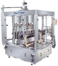 Automatic Gravity Bottle Filling Machine