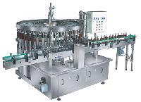 Automatic Vacuum Bottle Filling Machine