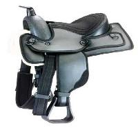 Western Synthetic Saddle