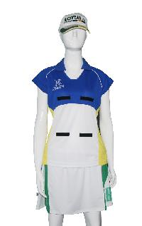 Netball Top & Blouse(NTBT_DL1401) - Dhillon International Limited