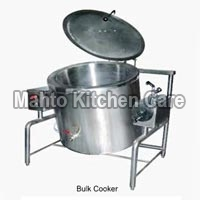 Bulk Cooker - Manufacturer, Exporters and Wholesale Suppliers,  Delhi - Mahto Kitchen Care