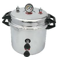 Single Drum Autoclave - Cooker Type