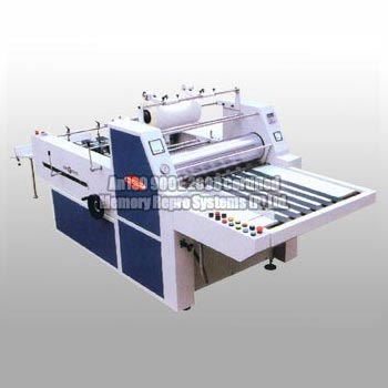 Semi Automatic Thermal Lamination Machine (with In-line..