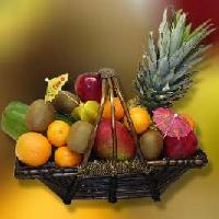 Fresh Fruit Basket 004