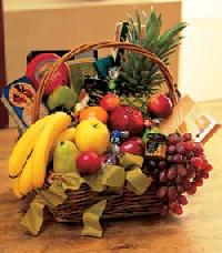 Fresh Fruit Basket 005