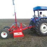Agricultural Laser Land Leveler