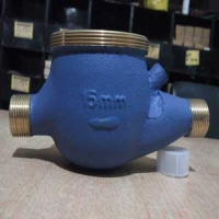 Brass Multi Jet Water Meter Body