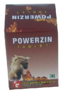 Powerzin Tablets