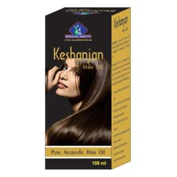 Keshanjan Hair Oil