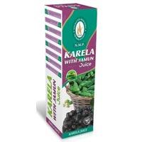 Karela With Jamun Juice