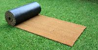 Pvc Coir Tufted Natural Rolls