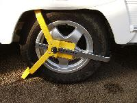 Car Wheel Clamps