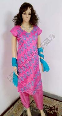 Ladies Churidar Suit-01