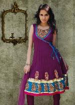 Churidar Suit Set