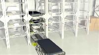 Hospital Storage Racks