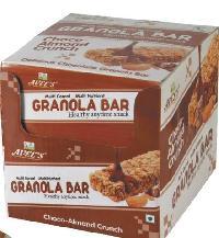 Granola Bar- Chocolate Almond crunch