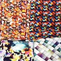 Digital Print Viscose Fabric