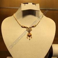 Gold Chain Necklace (gcn 003)
