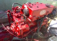 Used Bukh Dv 36 Inboard Diesel Engine