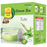Apsara Tulsi Green Tea Bags