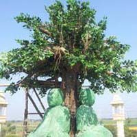 Artificial Jain Mandir Tree