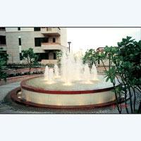 Geyser Fountain