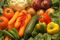 Natural Fresh Vegetables